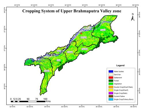 Upper Brahmaputra Valley Zone
