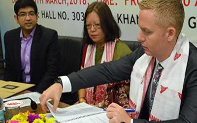 Assam signs agreement